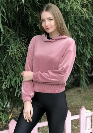 117146-1712 Kapsonlu Sweat/Pudra
