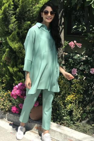 124412-bt-732 Tunik Tunik/Mint
