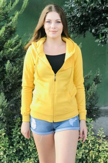 129610-6001 Kapsonlu Ferm Sweat-4/Sari